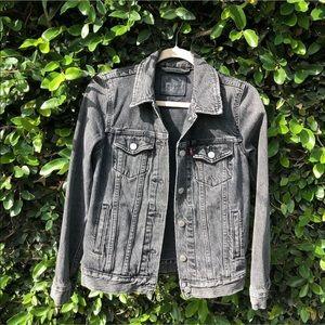 Levi's black jacket